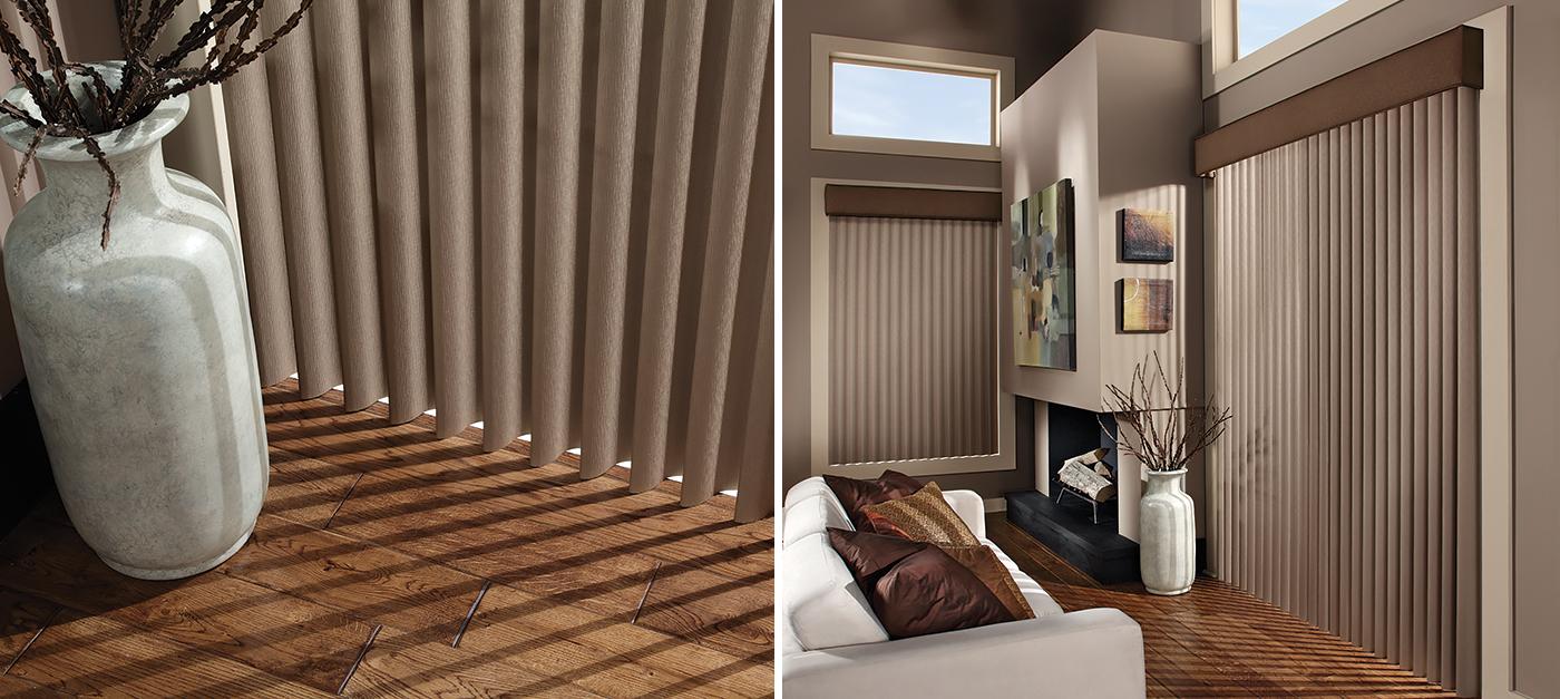 cadence vertical blinds